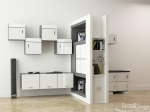 Furniture Display Cabinet CA-K020