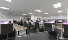 Khmer Interior Office Office-IP10 in Cambodia